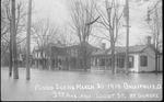 Flood scene, Gallipolis, Oh., 3rd Ave & Locust St., Mar. 30, 1913