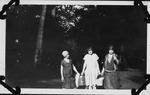 Picnic in Central Park, Ashland, Ky., Aug. 1929