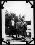 Alexander family at Niagara Falls, 1928, N.Y.
