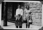 Alexander family at Hawk's Nest State Park, W.Va.,August 1939
