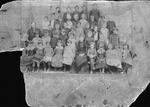 Unidentified school class, ca. 1870-1899