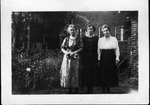 Alexander women at Huntington, W.Va., Sept 1922