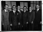 Group of veterans of Thomas-Field Co., Dec. 20, 1948