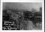 Ashland, Ky in the Feb 1884 flood