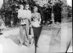 Oscar Hines, Jr., Grace Hines & children Taylor and Geneva