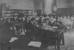 Botany Lab 1907 by Marshall University