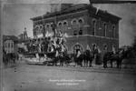 Grand Army of the Republic (GAR) Parade Float in Huntington, W.Va.