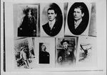 Baldwin-Felts detectives killed in the Matewan Massacre, May 19, 1920