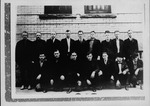 Defendants in the trials for the killings in the Matewan Massacre, 1920-1921.