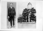 Bill Blizzard, and Charles Town,WVA courthouse ca. 1921