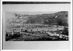 Barrack town in northern WVa coal fields, ca. 1924