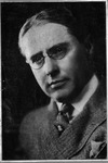 1924 political campaign photo of Howard B. Lee