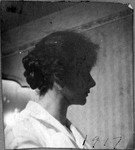 Howard B. Lee's sister, Mrs Grace Lee Rawling, 1917