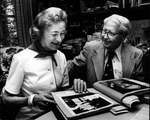 Howard B. Lee on his 95th birthday, ca. 1974
