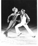 Champion skaters, Carol & Clive Phipson, Holiday on Ice, Memorial Field House