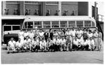 Cabell County Rec. Commission directors, Memorial Field House, Jun 14, 1957