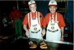 E. Huntington Kiwanis International pancake breakfast, Memorial Field House,1991