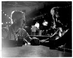 Teenage dance, Memorial Field House, Huntington,WVa, July 20, 1957