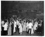Marshall College Farewell Dance, Memorial Field House, Huntington,WVa,1953
