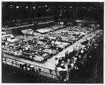Furniture sale, Memorial Field House, Huntington,WVa,ca. 1950's