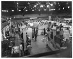 Hobby Show, Memorial Field House, Huntington,WVa,ca. 1950's