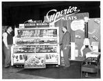 Tri-state Food Show, Memorial Field House, Huntington,WVa,ca. 1950's