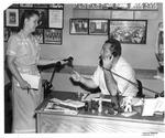 Scheduling, Memorial Field House, Huntington,WVa, Aug 9, 1952