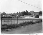 Milton School baseball field, Milton, WVa., 1951