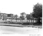 Enslow Elementary School & athletic field, Huntington, WVa., 1951