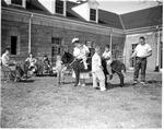 Morris Memorial Hospital for Crippled Children, Milton,WVa, ca. 1950's