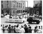 Huntington Parks & Recreation parade, Huntington,WVa, Aug. 1951
