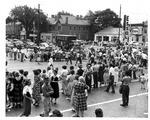 End of Huntington Parks & Recreation parade, Huntington,WVa, Aug. 1951