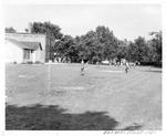 Barboursville elementary School playground, Barboursville,WVa, 1951