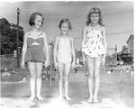 Gallaher School playground, Huntington,WVa, ca.1951