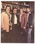 Country and religious quartet, Statler Brothers, ca. 1980