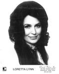Singer, songwriter Loretta Lynn, ca. 1960