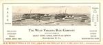 Business blotter for West Virginia Rail Company, Huntington,WVa., col.