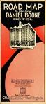 Advertising brochure for Daniel Boone Hotel, Charleston,WVa, 1929, col..