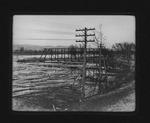12 Pole Creek, county bridge at Ceredo, W.Va., 1906