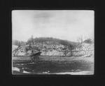 N&W RR near Kenova, W.Va., 1906