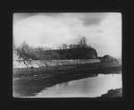 N&W RR cut at Kenova, W.Va., 1906