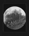 """2nd trestle below Camden Park,"" 1906"