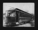 Car #104 Camden Interstate Railway, Huntington, W.Va.