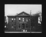 The first Huntington Hospital, Huntington, W.Va. 1906