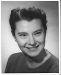 Jane B. Shepherd (Jane Hobson) d.j., WSAZ Radio, late 1950's