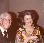 Jane Shepherd (Hobson) and husband, Robert Shepherd, ca. 1960'