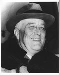 President Franklin Delano Roosevelt at Tuscaloosa, Ala. Mar. 1, 1940