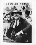 President Franklin Delano Roosevelt at Charlotte, NC, Sept. 10, 1936