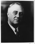 President Franklin Delano Roosevelt June 20, 1936