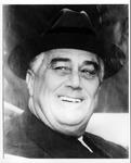 President Franklin Delano Roosevelt campaigning in Philadelphia, Oct. 23, 1940